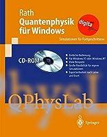 Quantenphysik f?r Windows: Simulationen f?r Fortgeschrittene (German Edition)【洋書】 [並行輸入品]