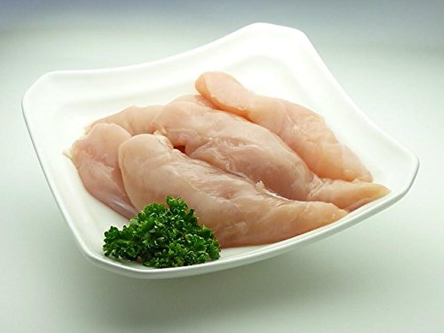 採用ストレスの多い発音する国産鶏ささみ(2kg)