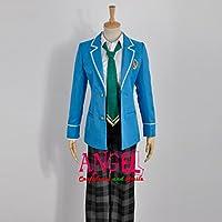 【サイズ選択可】女性Lサイズ A1J00387 コスプレ衣装 あんさんぶるスターズ! 私立夢ノ咲学院3年生 天祥院英智 てんしょういんえいち 制服