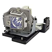 AuraBeam Professional Vivitek D825ES Projector Replacement Lamp with Housing (Powered by Osram) [並行輸入品]