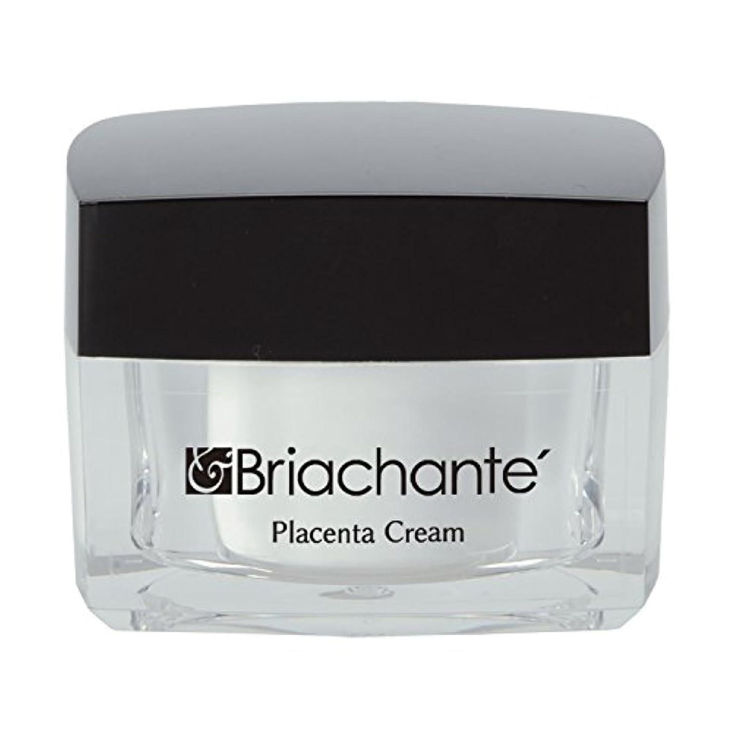 偶然の不良品ずっとブリアシャンテ プラセンタクリーム 30g