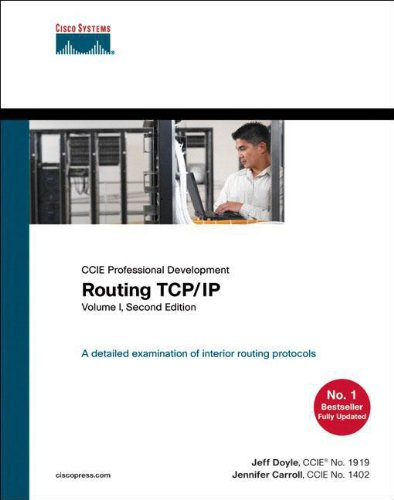 Download Routing TCP/IP, Volume 1 (CCIE Professional Development Routing TCP/IP) 1587052024