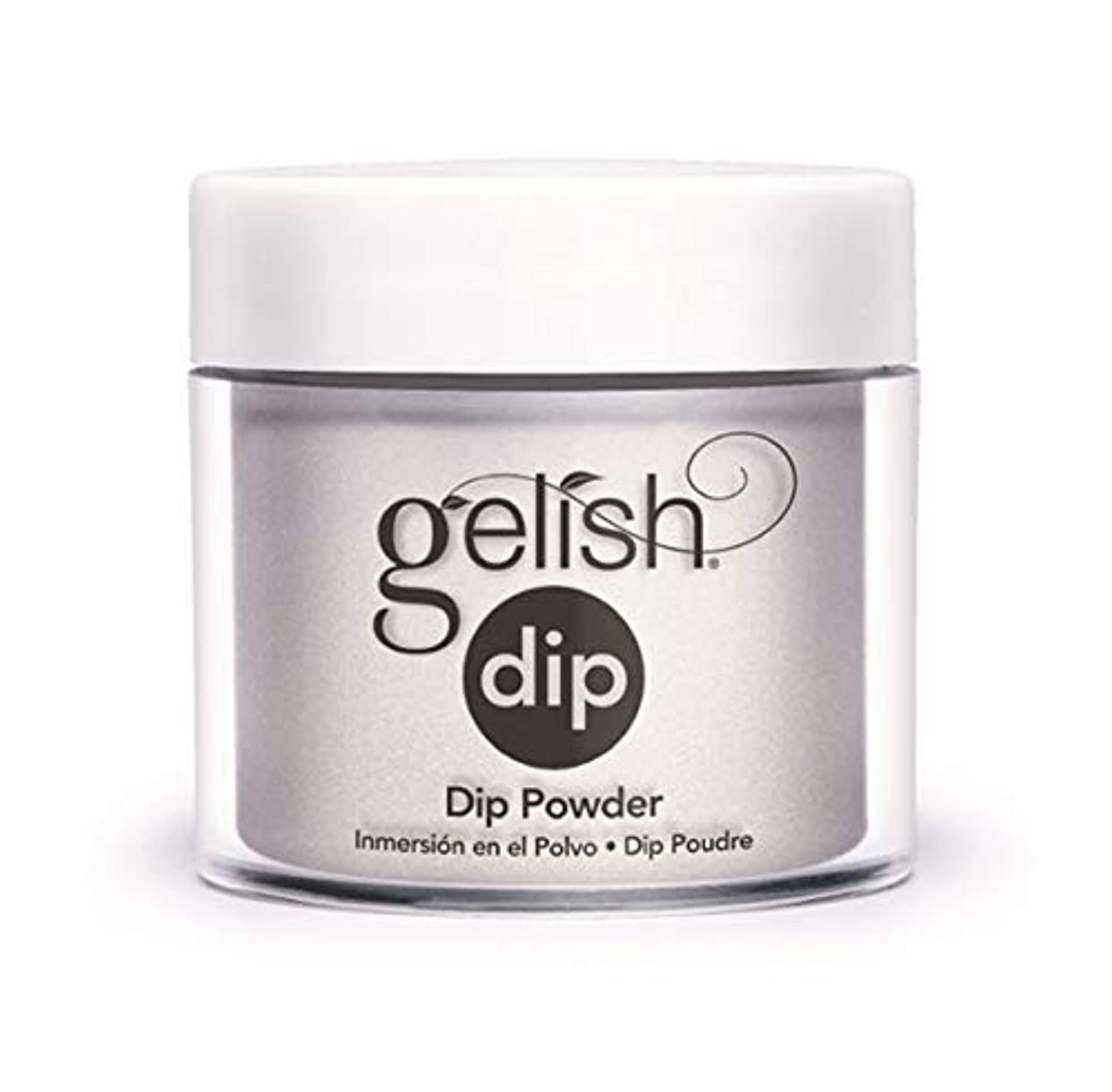 シンポジウム振り向くがっかりしたHarmony Gelish - Dip Powder - Forever Marilyn Fall 2019 Collection - Some Girls Prefer Pearls - 23g / 0.8oz