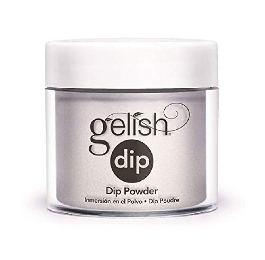 苦朝食を食べる最悪Harmony Gelish - Dip Powder - Forever Marilyn Fall 2019 Collection - Some Girls Prefer Pearls - 23g / 0.8oz
