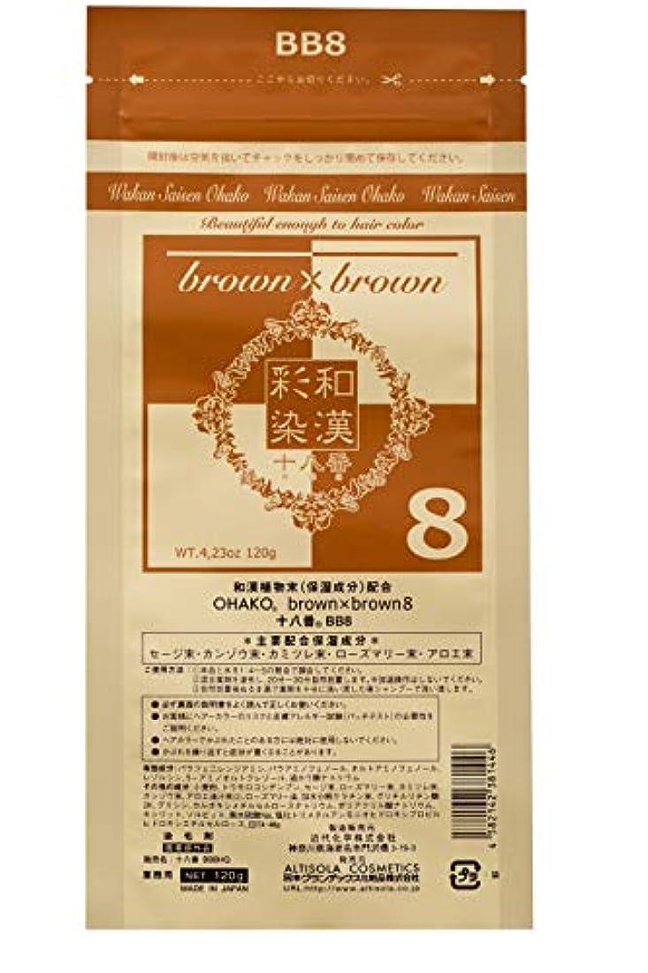 テキスト花干渉するグランデックス 和漢彩染 BB8