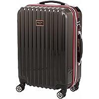 (ユナイテッドカラーズオブベネトン) UNITED COLORS OF BENETTON キャリーケース ベネトンジッパー付きキャリーケース・スーツケース(M) 容量約49L TSAロック
