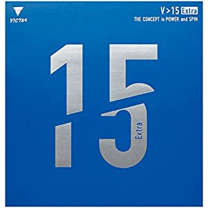 VICTAS(ヴィクタス) 卓球 裏ソフトラバー V15 エキストラ 020461