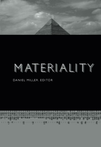 Download Materiality (Politics, History, and Culture) 0822335425