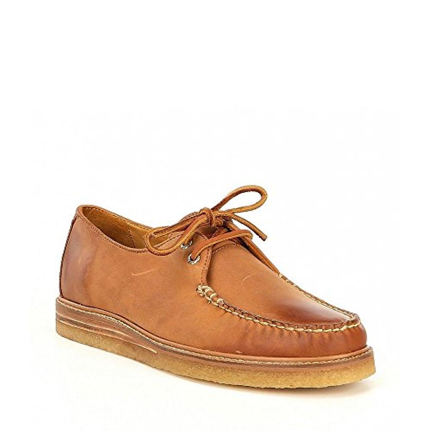 天文学日帰り旅行に絶縁する(スペリー) Sperry メンズ シューズ?靴 革靴?ビジネスシューズ Gold Captain's Ox Crepe Leather Oxfords [並行輸入品]