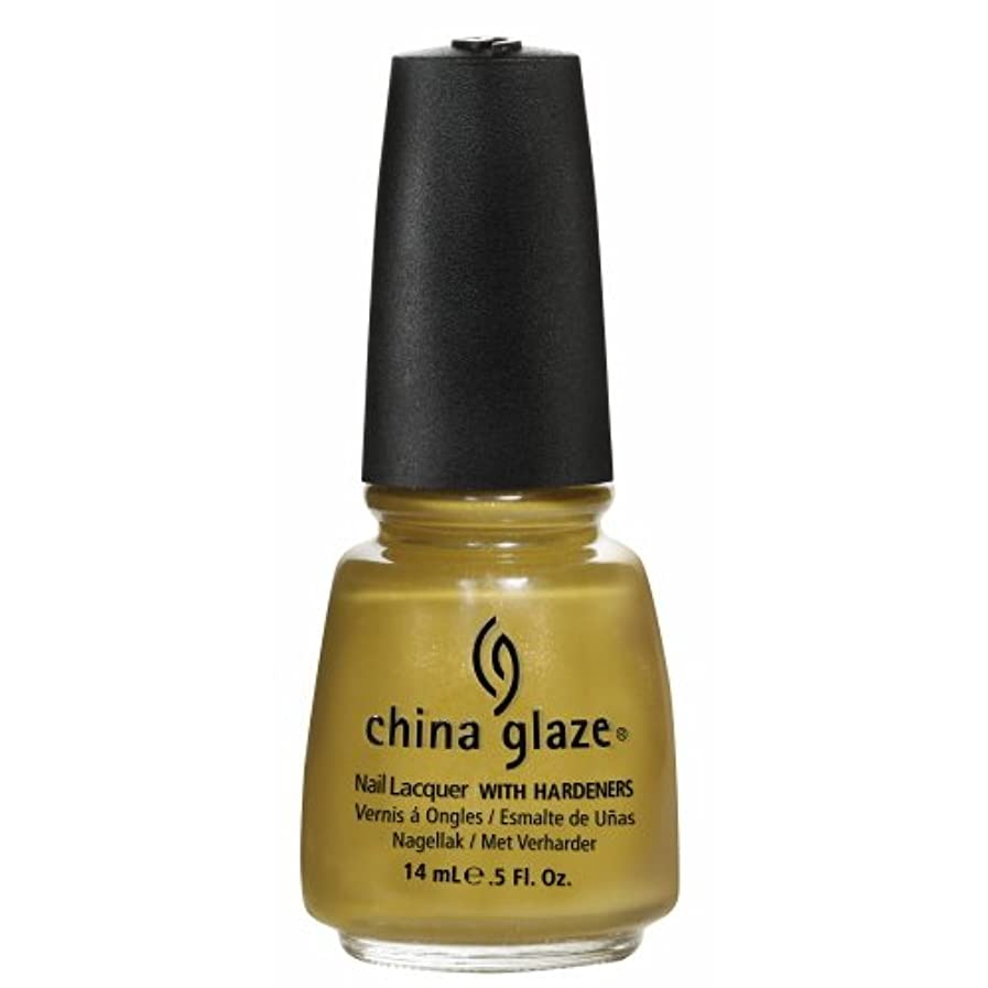 助手のぞき見ナラーバーCHINA GLAZE Nail Lacquer - Metro Collection - Trendsetter (並行輸入品)