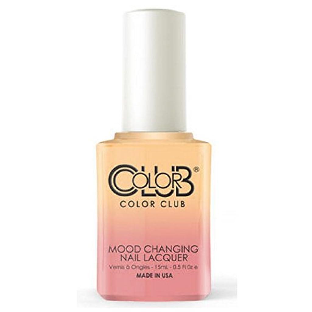 傑作守る治療Color Club Mood Changing Nail Lacquer - Happy Go Lucky - 15 mL / 0.5 fl oz
