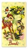 PRAIRIE DOG Disney 抗菌マスクケース Bambi バンビ