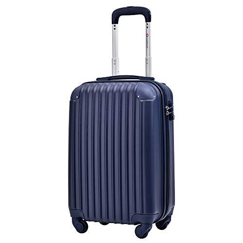 [トラベルハウス] Travelhouse スーツケース 超軽量 TSAロック搭載 【一年修理保証】...