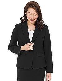 (アッドルージュ) AddRouge ジャケット レディース テーラード ママ スーツ 洗える 大きい サイズ 【j5011jk】