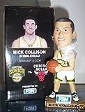 ニック・Collison Seattle SuperSonicsバスケットボールSGA–02/ 04/ 08Bobblehead