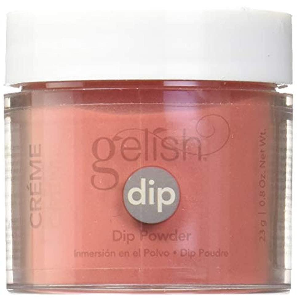 民兵挽くプランターHarmony Gelish - Acrylic Dip Powder - Fire Cracker - 23g / 0.8oz