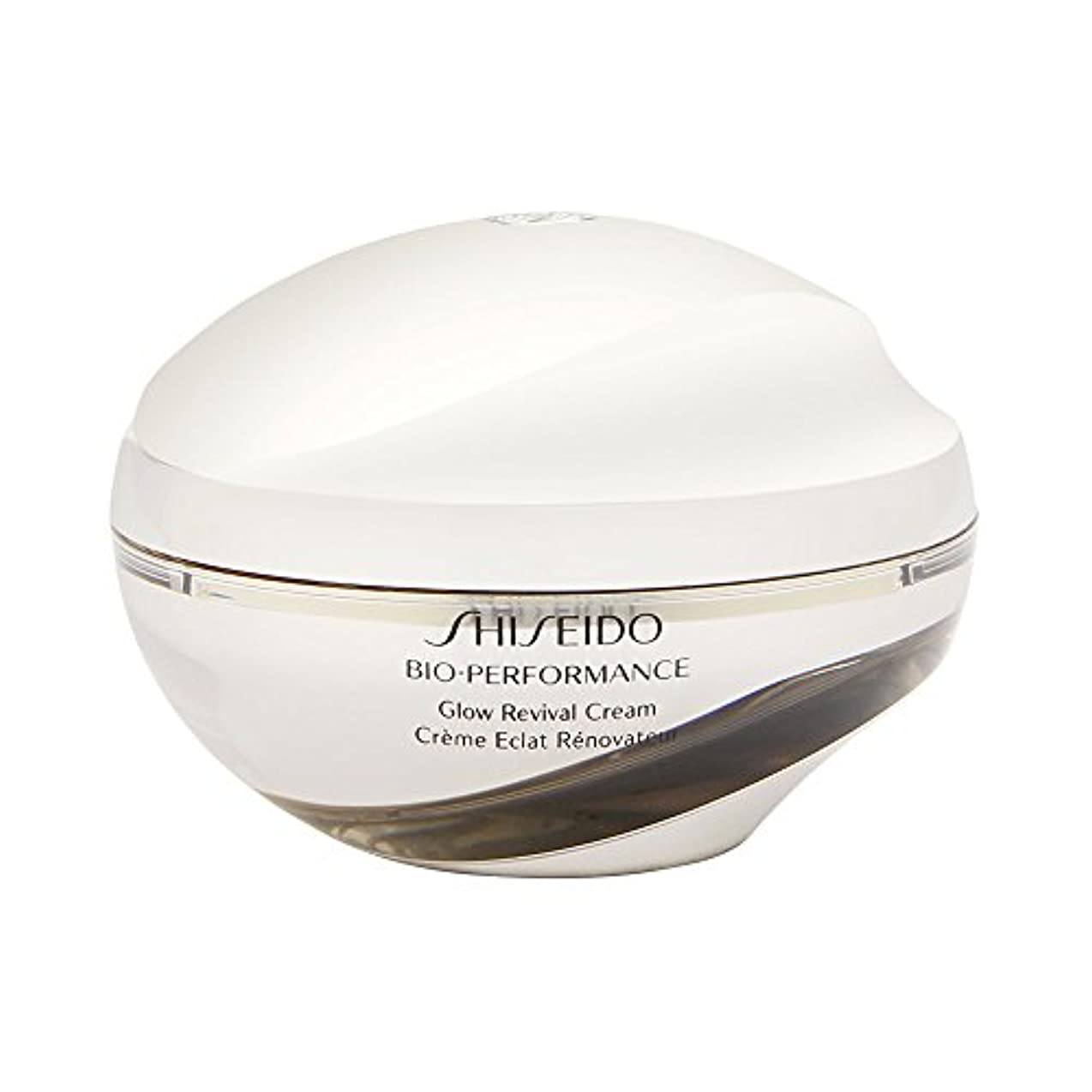 アクセサリー神話料理をするShiseido Bio Performance Glow Revival Cream 75 ml / 2.6 oz by Shiseido