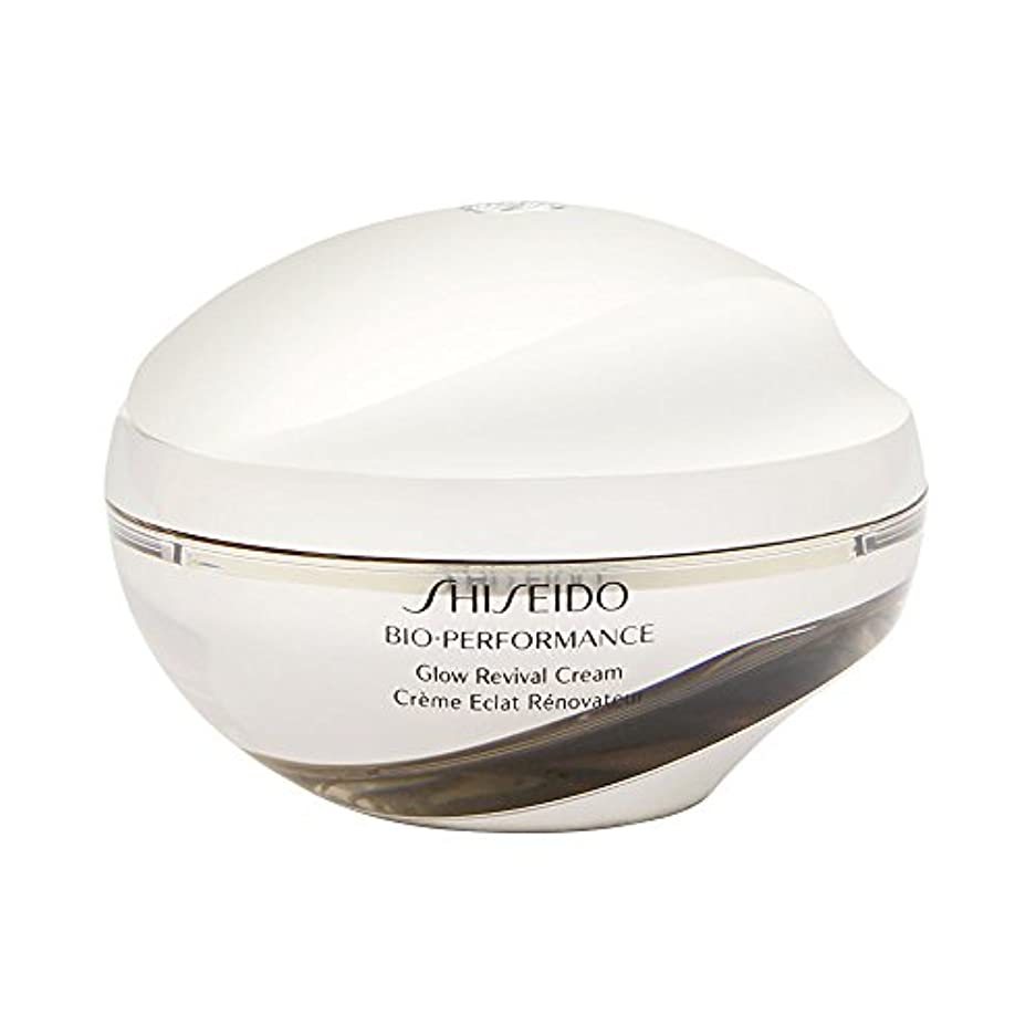 さわやかなぜ重要なShiseido Bio Performance Glow Revival Cream 75 ml / 2.6 oz by Shiseido