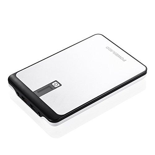 Poweradd 23000mAhモバイルバッテリー 超大容量 DC/USB出力 iPhone / iPad / iPod / ノートパソコン / スマートフォン / タブレッド等対応 5V 9V 12V 16V 19V 20V