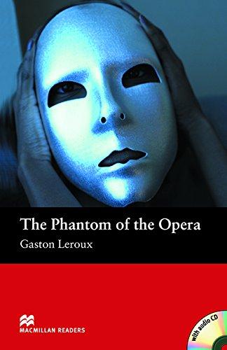 Phantom of the Opera Macmillan Beginner Reader Book & CDの詳細を見る