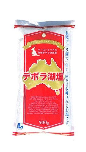 デボラ湖塩(500g)