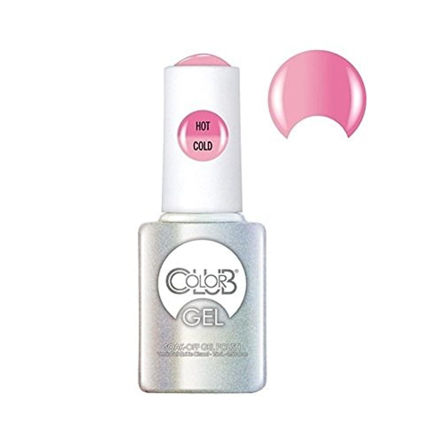 行進クランシー確立Color Club Gel Polish - Enlightened - 0.5oz / 15ml