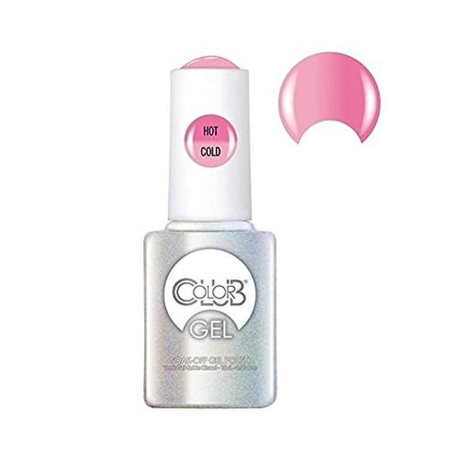 役立つ男性検出可能Color Club Gel Polish - Enlightened - 0.5oz / 15ml