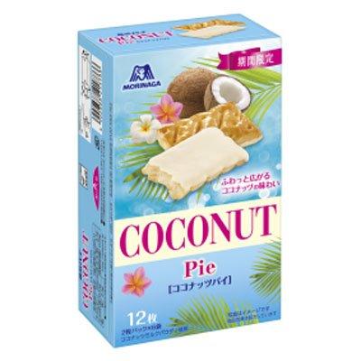 森永製菓 ココナッツパイ 12枚×5箱