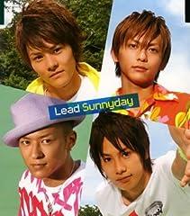 Sunnyday BLUE DRAGON EDIT♪LeadのCDジャケット
