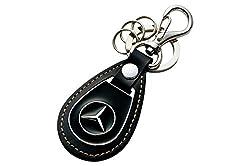 【Mercedes-Benz Collection】 キーリング トラッドデザイン ブラック