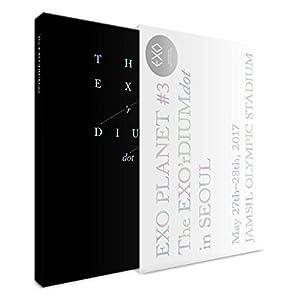 EXO PLANET #3 - The EXO'rDIUM dot Live CD (2CD + フォトブック + 歌詞ブック + フォトカード)