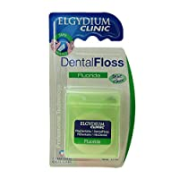Elgydium Clinic Dental Floss Fluoride Mint 50m [並行輸入品]