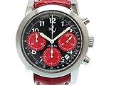 (ジラール・ペルゴ)GIRARD-PERREGAUX 86028 フェラーリ 330/P4 自動巻き 腕時計 ステンレススチール/クロコダイル メンズ 0071 中古