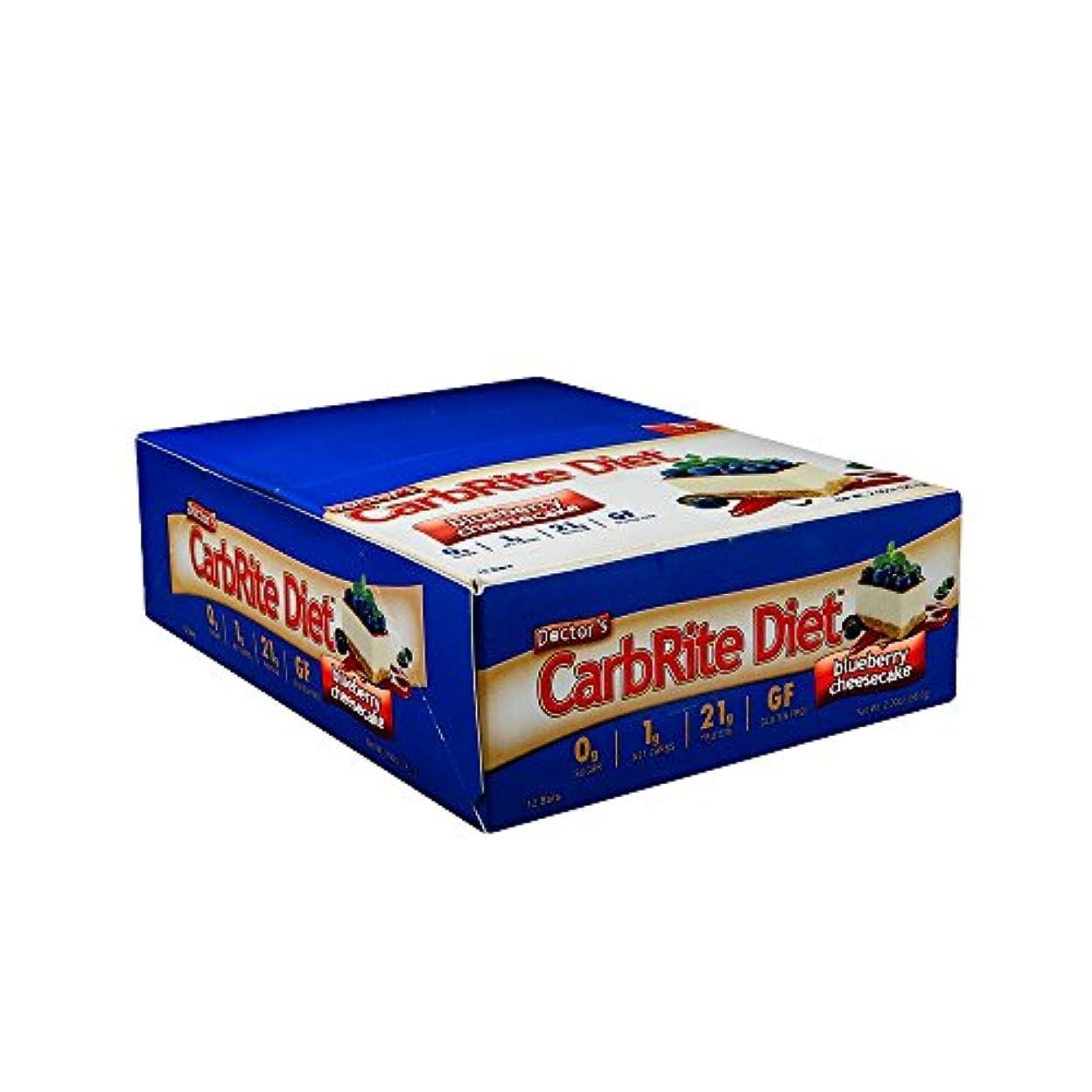 抵抗するメンテナンスむしゃむしゃUniversal Nutrition, Doctor's CarbRite Diet Bar, Sugar-Free, Lemon Meringue, 12 Bars, 2 oz (56.7 g) Each