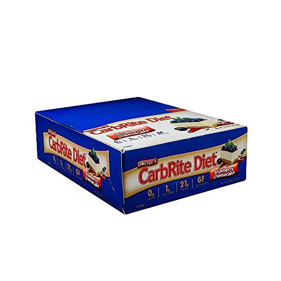 パーク事実上広々Universal Nutrition, Doctor's CarbRite Diet Bar, Sugar-Free, Lemon Meringue, 12 Bars, 2 oz (56.7 g) Each
