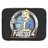 フォールアウト Fallout 4 ボーイ パソコンバッグ PC収納カバン ノート 保護ケース 13インチ / 15インチ 手さげバッグ 衝撃 オシャレ メンズ/レディース 通学 通勤 ビジネス 出張 旅行 ブラック