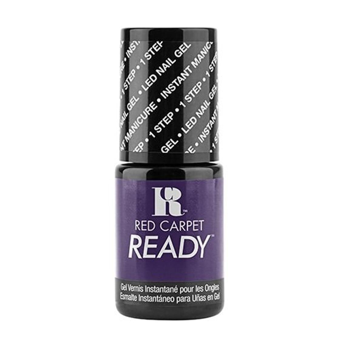 バウンス果てしない教義Red Carpet Manicure - One Step LED Gel Polish - That's A Wrap! - 0.17oz / 5ml
