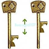 スーパーゴールデンキー、3 in 1スケルトンキー Super Golden Key, 3 in 1 Skeleton Key/ / マジックを閉じる
