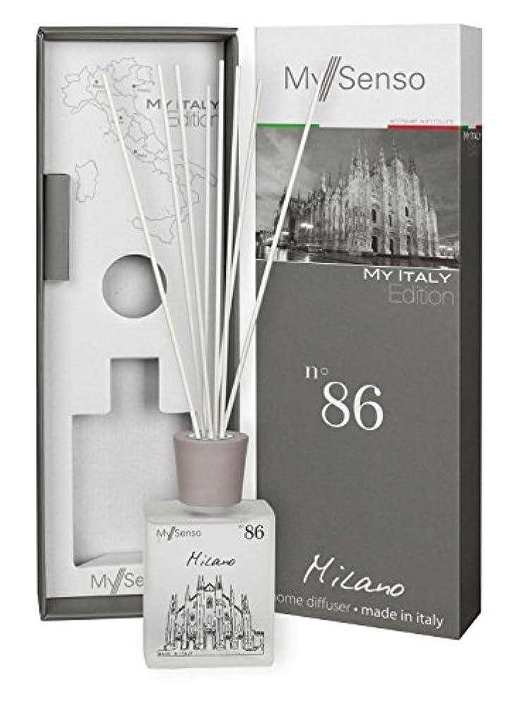 ガス義務的元のMySenso ディフューザー My Italy Edition No.86 ミラノ