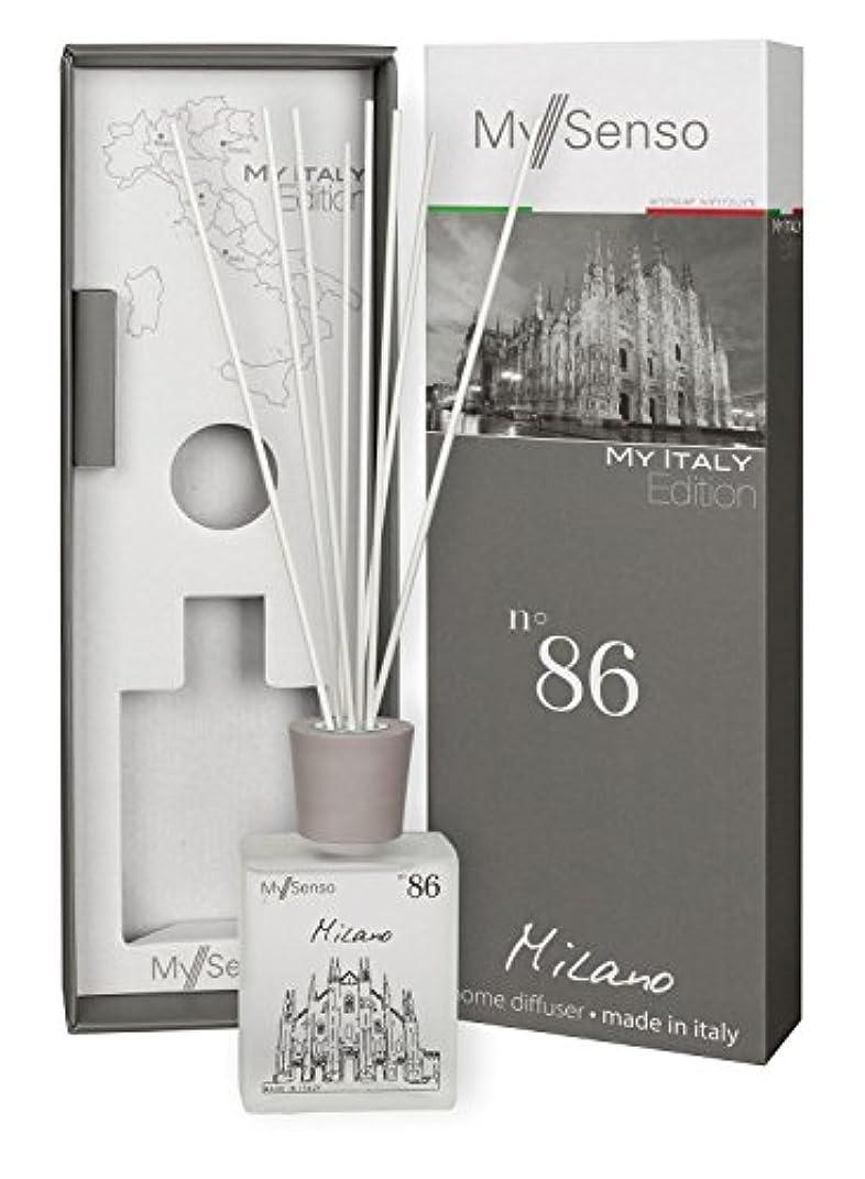 トレイ流作家MySenso ディフューザー My Italy Edition No.86 ミラノ