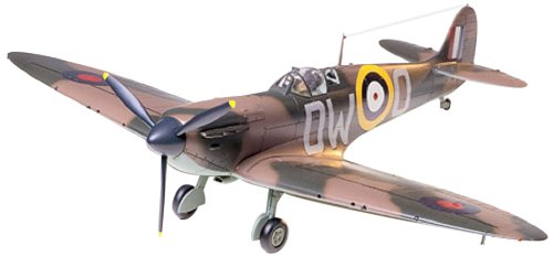 Tamiya 1/48 masterpieces machine series No.32 British RAF Supermarine Spitfire Mk.I plastic model 61032
