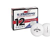 12Callaway HEXソフト–Near Mint ( AAAA ) Grade–リサイクル( used )ゴルフボール