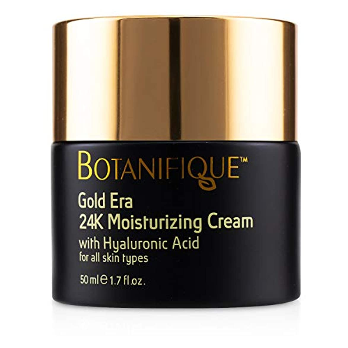 カウントアップラックサイズBotanifique Gold Era 24K Moisturizing Cream 50ml/1.7oz並行輸入品