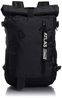 [コールマン] リュックサック アトラスロールトップ ATLAS (ブラック) ブラック F