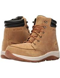 Columbia(コロンビア) メンズ 男性用 シューズ 靴 ブーツ ハイキングブーツ Bangor Boot Omni-Heat - Curry/Rusty [並行輸入品]