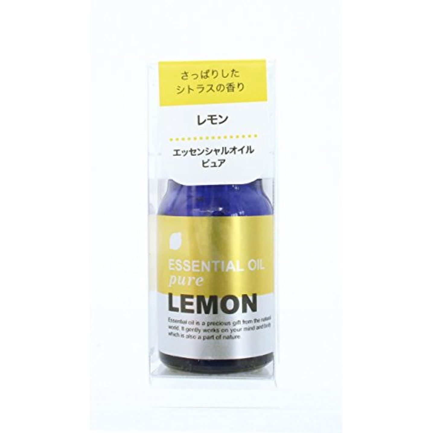 サーキュレーションバッジペンフレンドプチエッセンシャルオイル レモン