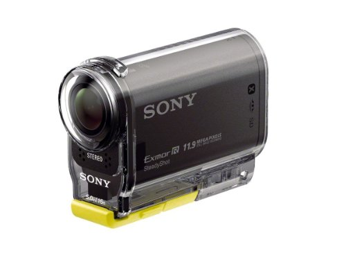 SONY ビデオカメラ アクションカム AS30V ウォータープルーフケース付 HDR-AS30V