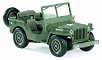 1 X Classic Willys Jeep by NewRay by NewRay