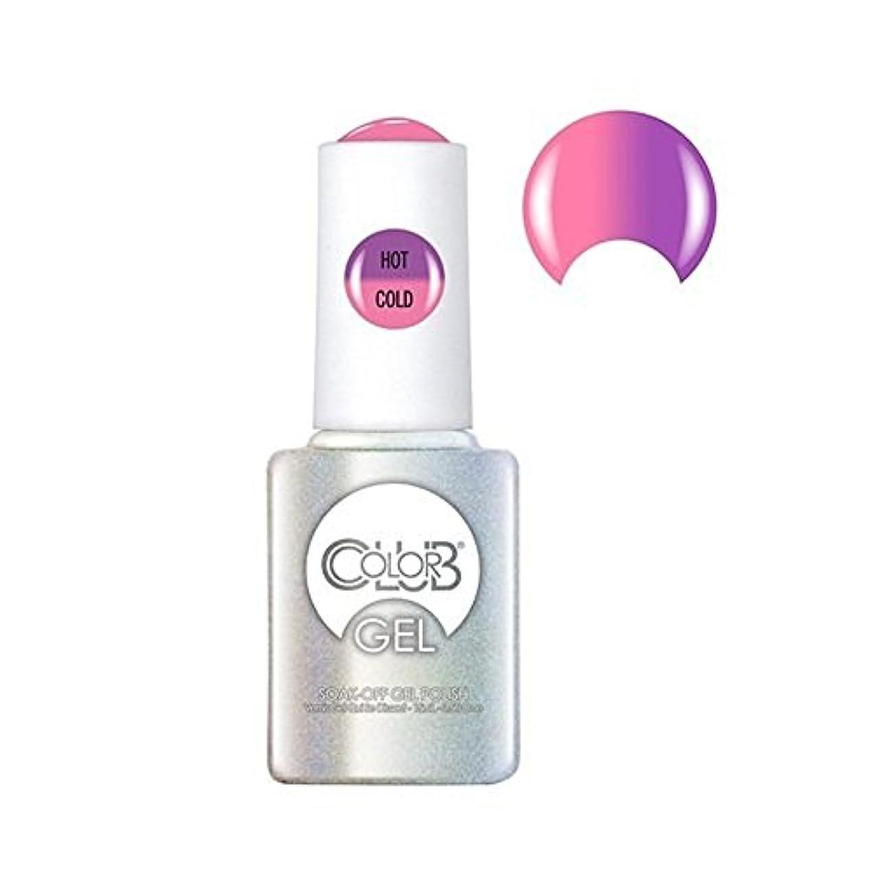 脆い含意修理可能Color Club Gel Polish - Feelin' Myself - 0.5oz / 15ml