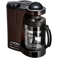 パナソニック ミル付き浄水コーヒーメーカー ブラウン NC-R500-T